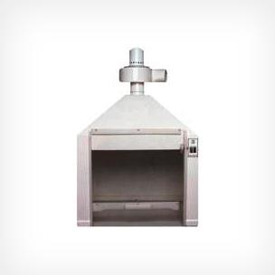 Normas de segurança para o uso da capela de exaustão de gases