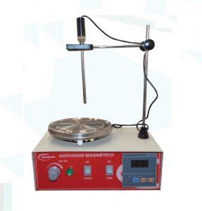 Agitador Magnético Digital Com Aquecimento 10lts