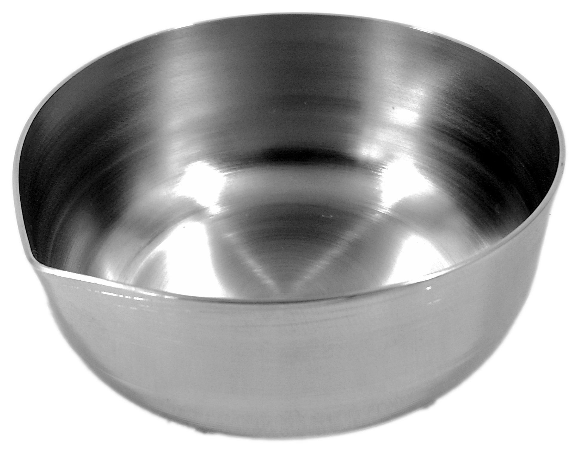 Cápsula Para Evaporação em Alumínio