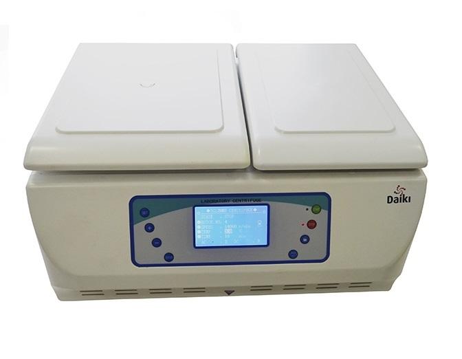 Centrífuga Refrigerada Digital Microprocessada Multi Rotores 20000RPM