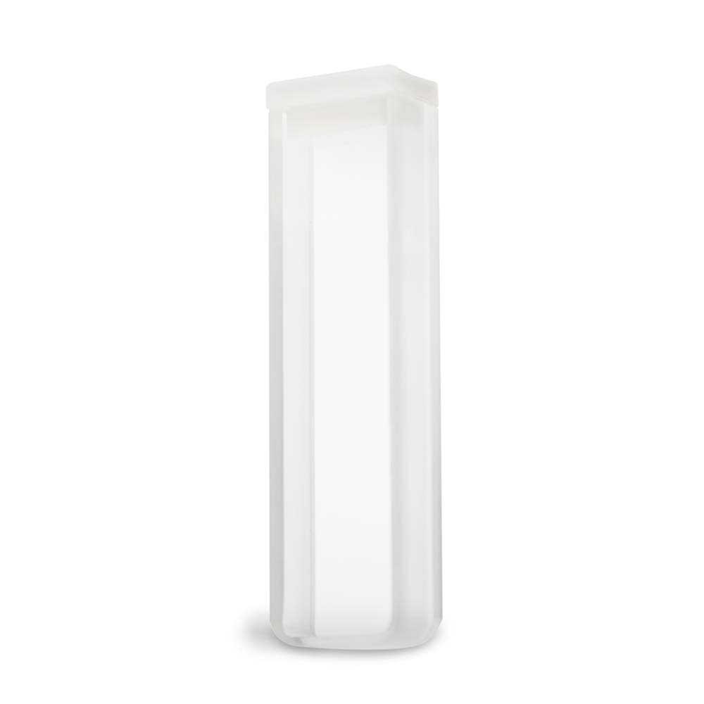 Cubeta de Quartzo Retangular, 5 mm, Volume de 1,7 mL