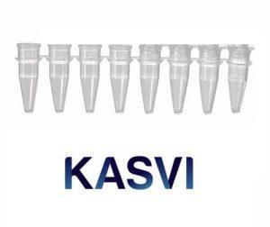 Microtubo PCR 200ul Em Tiras – Kasvi