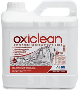 Detergente Acido Prolab fr com 5 litros