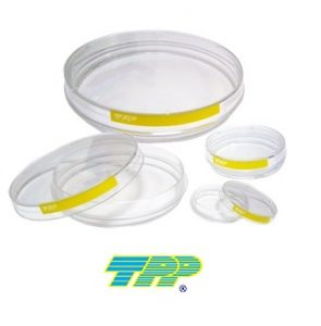 Placa de Petri  40×10 mm Tratada