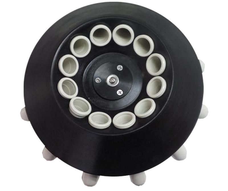 Centrifuga Digital de Bancada - rotor daiki