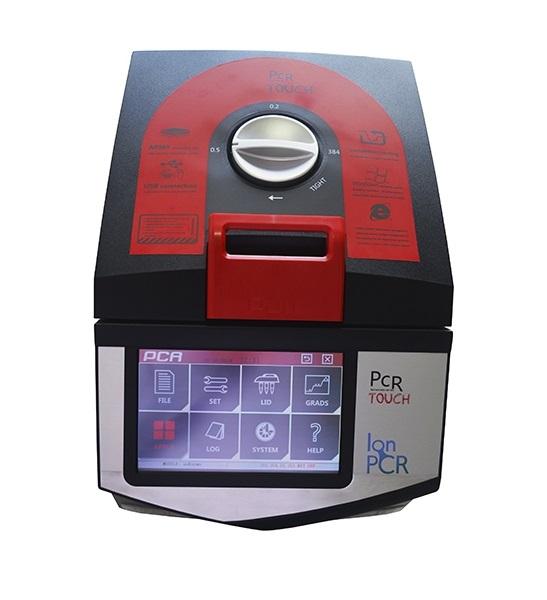 Termociclador Automático Com Gradiente Blocos intercambiáveis – Tela Touch Screen- Microplacas de 96 Poços (0,2ml) e 384 Poços (0,05ml)
