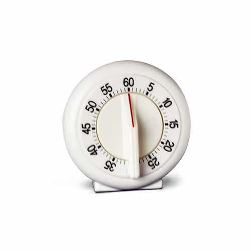 Timer Tipo Relógio Despertador