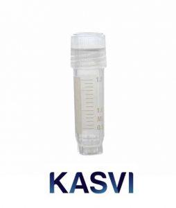 Tubo Criogênico 2,0ml Rosca Externa Kasvi