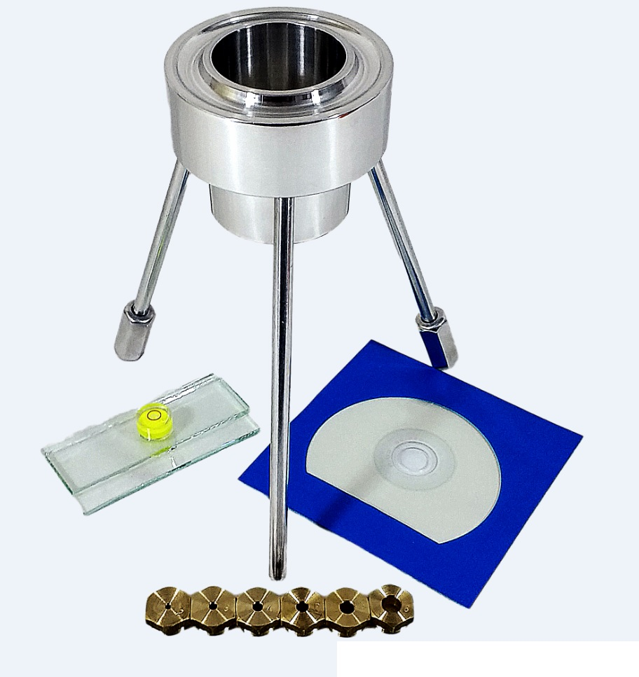 Viscosímetro Copo Ford – Kit Completo em Alumínio