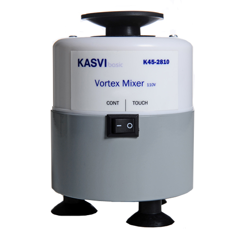 Agitador Vortex Basic 2.800 Rpm Kasvi