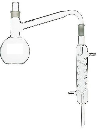 Aparelho Para Destilação de Água Em Vidro