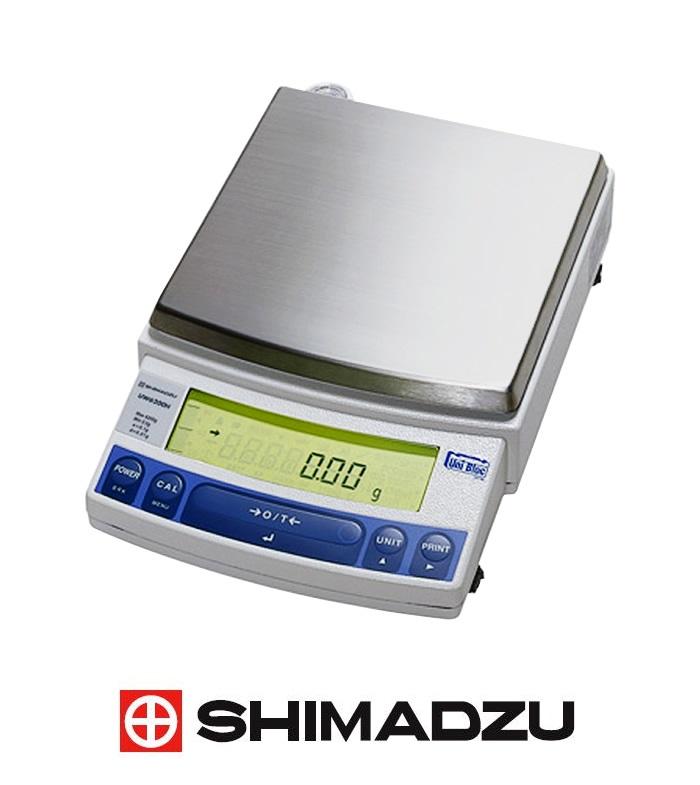 Balança de Precisão 6200gr Com Divisão de 0,01gr Unibloc