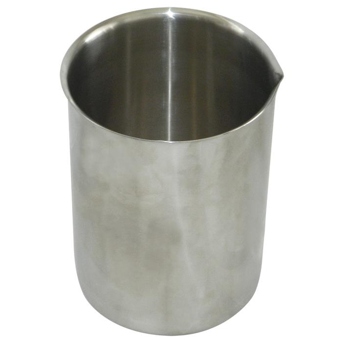 Copo Becker Em Aço Inox 304