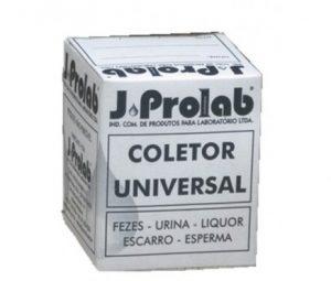 Frasco Coletor Universal Graduado 70ml – Em Polipropileno