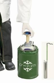 Botijão Criogênico 1 Litro YDS-1-30 Cryofarm