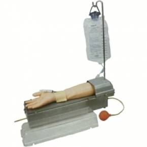 Braço Para Treino de Punção Rotativo Artéria Radial
