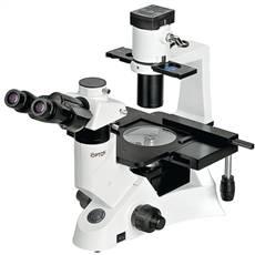 Microscópio Biológico Trinocular Invertido
