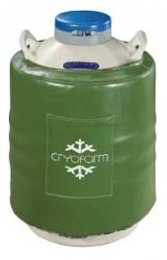 Botijão Criogênico 20 Litros YDS-20 Cryofarm