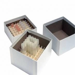 Caixa De Papelão Tratado Para Tubos