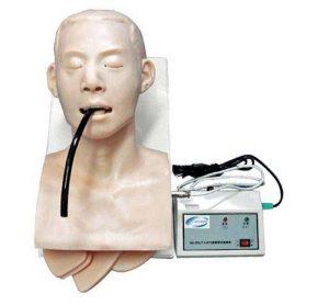 Modelo de Intubação Adulto Com Indicador