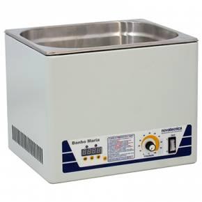 Banho Maria Para Laboratório Com Circulação De Água 9 Litros