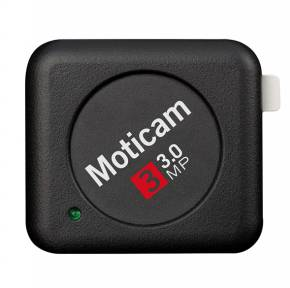 Câmera Para Microscopia 3 Mp Kasvi