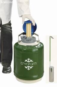 Botijão Criogênico 6 Litros YDS-6 Cryofarm