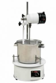 Agitador Mecânico 25 lts Digital Com Suporte Planetário