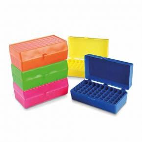 Caixa Para 50 Microtubos de 1,5 a 2,0ml