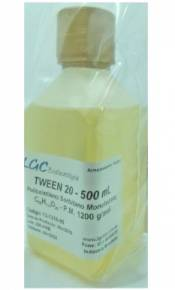 Tween 20 – Tensoativo Hidrofílico, Polisorbato 20
