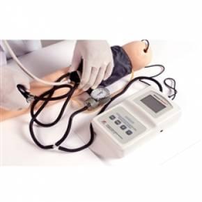 Braço para Treino de Injeção e Pressão Arterial