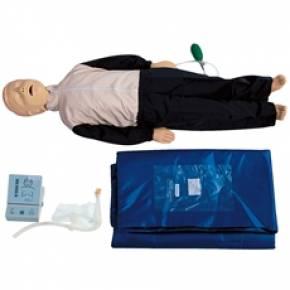 Manequim Infantil Sem Órgãos Para Treino De RCP Com Dispositivo De Controle