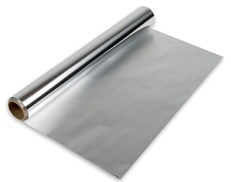 Rolo de Papel Alumínio