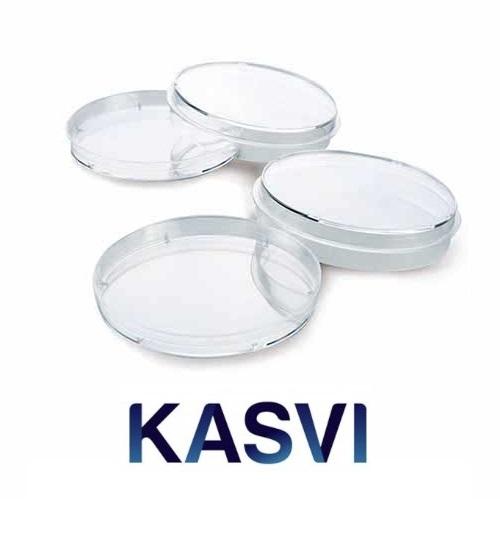 Placa de Petri Tratada 87,8mm Kasvi