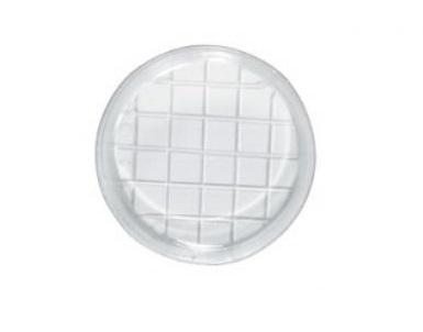 Placa de Petri (Rodac) 60x10mm Descartável cx c/560