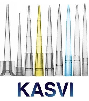 Ponteiras Sem Filtro Livre de Rnase, Dnase e Pirogênios marca Kasvi