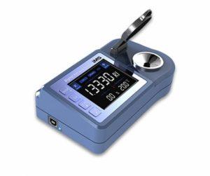 Refratômetro digital de Bancada 0-10,6% Dextrano & nd