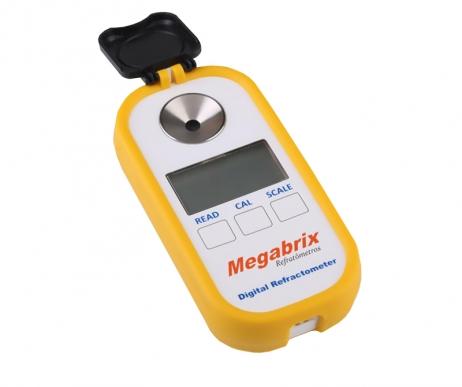 Refratômetro Digital Portátil Escala Para Urina