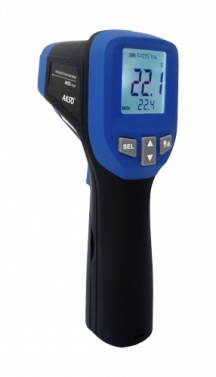 Termômetro Infravermelho Para Altas Temperaturas