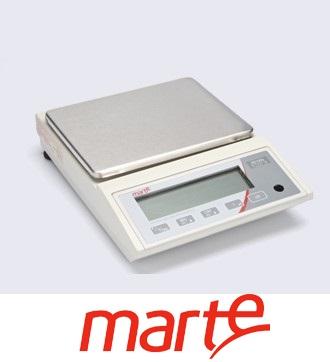 Balança de Precisão 1010gr Com Divisão de 0,01gr – Marte AD1000