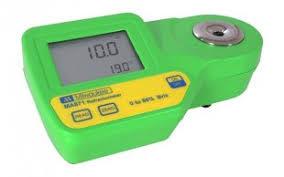 Refratômetro Digital 0 a 85% Brix