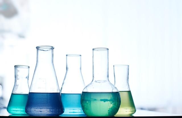 vidrarias de laboratório de química