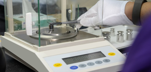 balança semianalítica de laboratório