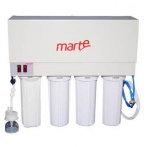 Osmose Reversa 7 Estágios Lâmpada UV e Filtro Microbiológico Vazão 12lts/h