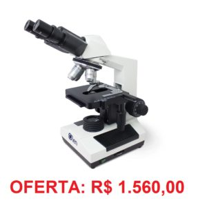 Microscópio Binocular 1600X Olen