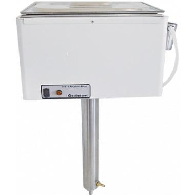 Destilador de Água Tipo Pilsen 30Litros/Hora
