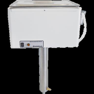 Destilador de Água Tipo Pilsen 2Litros/Hora