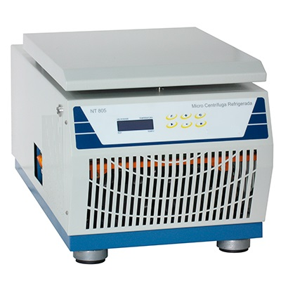 Microcentrífuga Refrigerada para 24 Tubos de 2,0ml