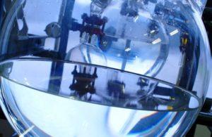 processo de destilação de água