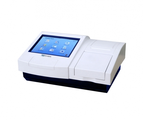 Leitora de Microplacas ELISA Tela 10.4″ com Autocalibração